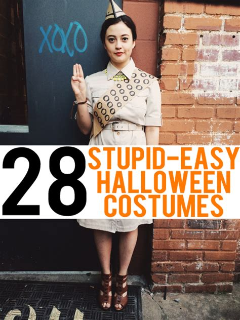 Easytomake adult halloween costumes better homes gardens jpg 500x667